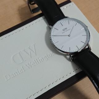 ダニエルウェリントン(Daniel Wellington)のダニエルウェリントン 腕時計 36mm NATOストラップ付き(腕時計)