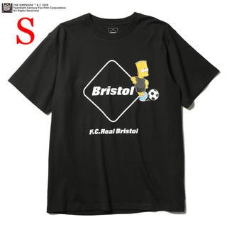 エフシーアールビー(F.C.R.B.)の【S】FCRB THE SIMPSONS EMBLEM TEE シンプソンズ(Tシャツ/カットソー(半袖/袖なし))