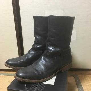 マルタンマルジェラ(Maison Martin Margiela)のメゾン マルジェラ22 ペコスブーツ Martin Margiela22 黒(ブーツ)