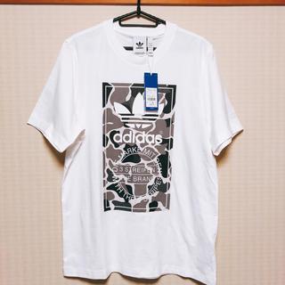 アディダス(adidas)の【新品】adidas Originals/CAMO LABEL Tシャツ(Tシャツ/カットソー(半袖/袖なし))
