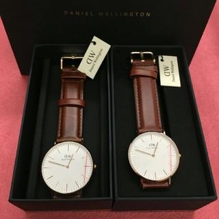 ダニエルウェリントン(Daniel Wellington)のダニエルウェリントン 腕時計 CLASSIC 0106-0507 (腕時計)