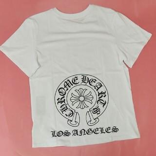 クロムハーツ(Chrome Hearts)のCHROME HEARTS クロムハーツ Tシャツ 美品 メンズ (Tシャツ/カットソー(半袖/袖なし))