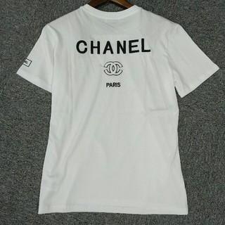 シャネル(CHANEL)のシャネルCHANEL メンズ Tシャツ 2019夏コーデ(Tシャツ/カットソー(半袖/袖なし))
