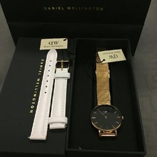ダニエルウェリントン(Daniel Wellington)の 32mm新品 未使用 あり ダニエルウェリントン レディース 00100161(腕時計)
