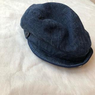 バーバリー(BURBERRY)のバーバリー 子供用帽子 52㎝(帽子)