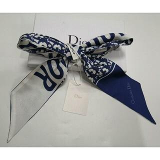 ディオール(Dior)のDIOR 人気 スカーフ 流行る 夏 正規品 (バンダナ/スカーフ)