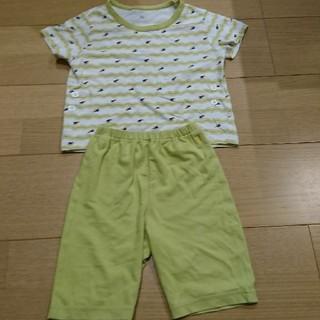 ユニクロ(UNIQLO)のくぅ様 UNIQLO 半袖 パジャマ 90cm(パジャマ)