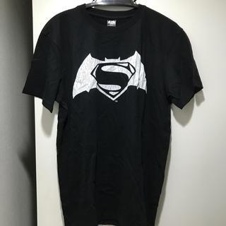 しまむら - [新品未使用]しまむら バットマンVSスーパーマンTシャツ