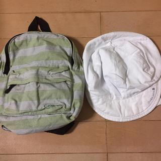 コンビミニ(Combi mini)のコンビミニ☆リュック&帽子 (リュックサック)