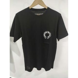クロムハーツ(Chrome Hearts)のChrome Hearts半袖 tシャツ ブラック 男女兼用 (Tシャツ/カットソー(半袖/袖なし))