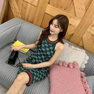 グッチ(Gucci)の夏服 19SS 超人気 GUCCI グッチ レディース ワンピース(ひざ丈ワンピース)
