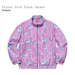 Supreme - supreme floral silk track ジャケット
