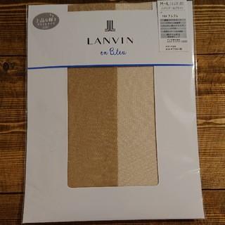 ランバンオンブルー(LANVIN en Bleu)の《新品》LANVIN en Blue  ストッキング(タイツ/ストッキング)