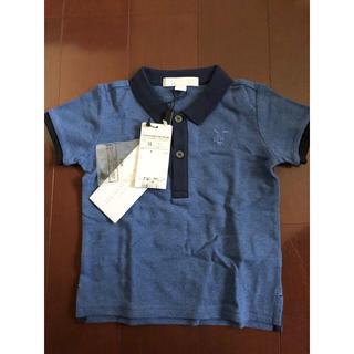 バーバリー(BURBERRY)の新品タグ付き Burberry Children ポロシャツ 80cm(Tシャツ)