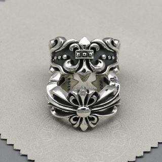 クロムハーツ(Chrome Hearts)のK152クロムハーツBSリング(リング(指輪))