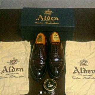Alden - オールデン 2210 サイズ7D