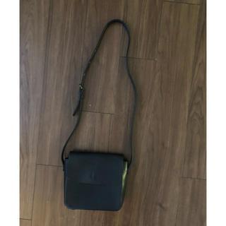 ムジルシリョウヒン(MUJI (無印良品))の無印良品 レザーバッグ(ショルダーバッグ)