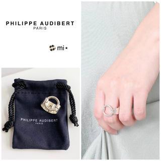 Philippe Audibert - 超美品❣️PHILIPPE AUDIBERTサークルリング