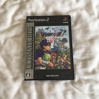 PlayStation2 - ドラゴンクエストv天空の花嫁