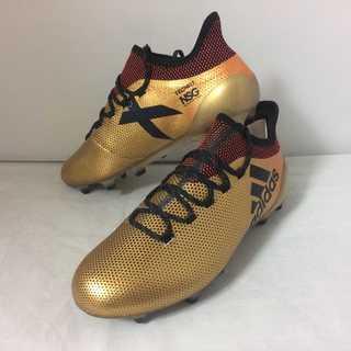 アディダス(adidas)のadidas エックス 17.1 FG AG 新品 26.5cm(シューズ)