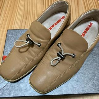 プラダ(PRADA)のPRADA レディースシューズ 23.5〜24.0cm(ローファー/革靴)