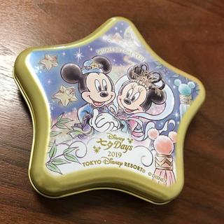 Disney - ディズニーランド ディズニーシー 七夕Days2019 キャンディ缶