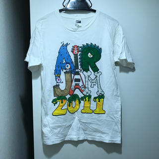HIGH!STANDARD - [新品未使用]AIR JAM 2011 バンドTシャツ