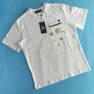 シャネル(CHANEL)のCHANEL    シャネル Tシャツ レディース エレガント (Tシャツ(半袖/袖なし))