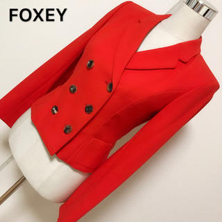 フォクシー(FOXEY)のFOXEY  ジャケット◎(テーラードジャケット)