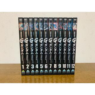 バンダイ(BANDAI)のGガンダム DVD 全巻セット(アニメ)