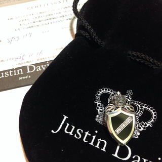 Justin Davis - ジャスティンデイビス ペンダントトップ