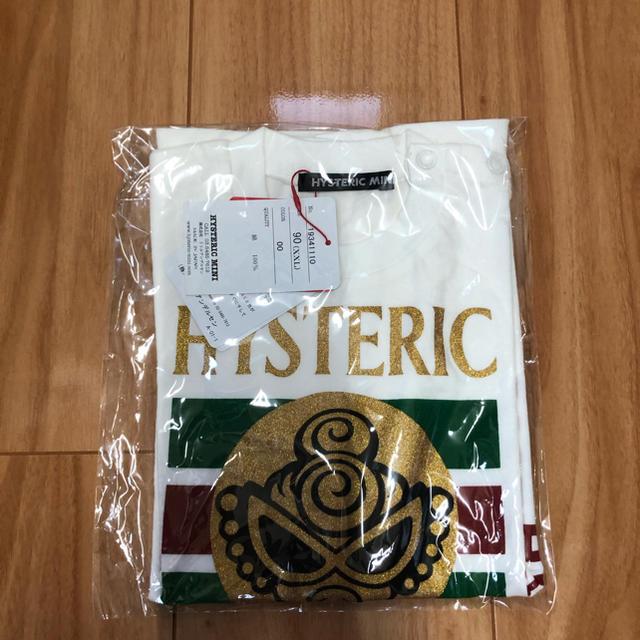 HYSTERIC MINI(ヒステリックミニ)のTシャツ キッズ/ベビー/マタニティのキッズ服 男の子用(90cm~)(その他)の商品写真