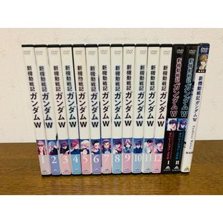 バンダイ(BANDAI)のガンダムW DVD 全巻セット+オペレーションメテオ1,2+エンドレスワルツ(アニメ)