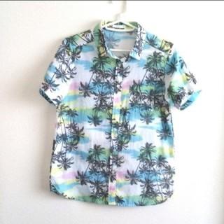 GU ★アロハシャツ★ S サイズ
