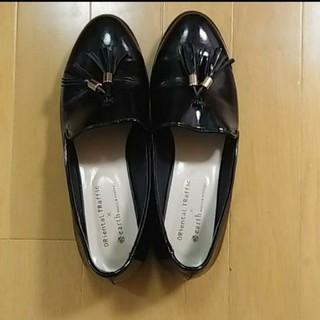 オリエンタルトラフィック(ORiental TRaffic)のオリエンタルトラフィック★サイズ40★エナメルオペラシューズ(ローファー/革靴)