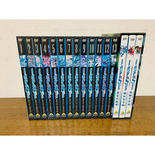 バンダイ(BANDAI)のガンダムSEED DVD 全巻セット+劇場版3巻セット(アニメ)