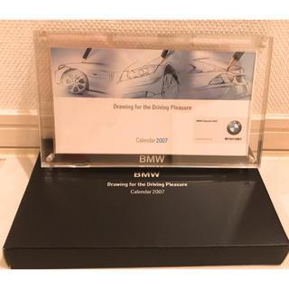 ビーエムダブリュー(BMW)の未使用☆BMW Calendarケース!(ノベルティグッズ)