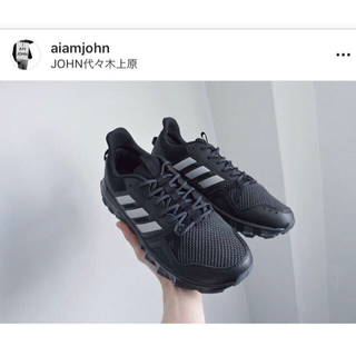 adidas - JOHN 購入 adidas スニーカー 28.5cm 新品