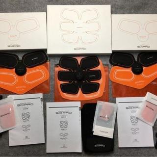 シックスパッド(SIXPAD)のSixpad 3点セット 新品 シックスパッド1set ボディフィット2set(トレーニング用品)