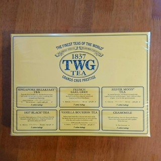 TWG Tea Taster コレクション(茶)