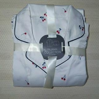 ジーユー(GU)のパジャマ  サテン  レディース(パジャマ)
