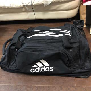 アディダス(adidas)のアディダス ソフトキャリーバック(トラベルバッグ/スーツケース)