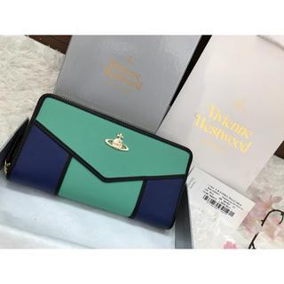 ヴィヴィアンウエストウッド(Vivienne Westwood)の♡春財布♡ ヴィヴィアンウエストウッド 長財布 新品 箱付き(財布)