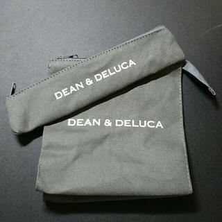 ディーンアンドデルーカ(DEAN & DELUCA)のディーン&デルーカ  ランチバック&カトラリーポーチ(弁当用品)