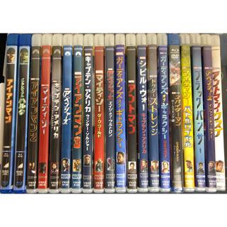 MARVEL - MCU アベンジャーズ Blu-ray  MARVEL マーベル 20作品