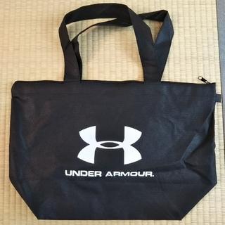 アンダーアーマー(UNDER ARMOUR)のアンダーアーマー ショップ袋 ブラック(ショップ袋)