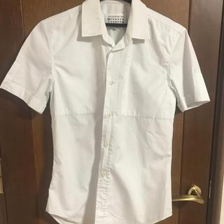 マルタンマルジェラ(Maison Martin Margiela)のマルジェラ 半袖シャツ(シャツ)