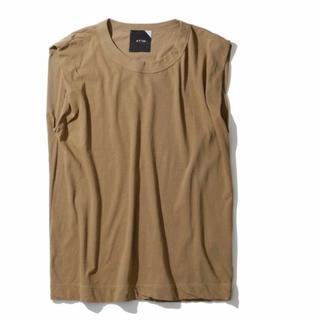 デミルクスビームス(Demi-Luxe BEAMS)のマリメッコさん様 ATON エイトン FRESCAタンクトップ(Tシャツ(半袖/袖なし))