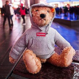 シュプリーム(Supreme)の定価以下 未開封 Supreme Steiff Bear 熊(ぬいぐるみ)
