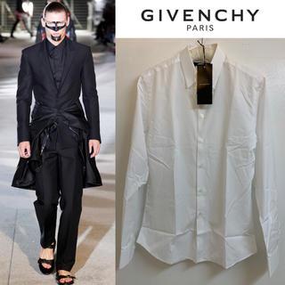 ジバンシィ(GIVENCHY)のGIVENCHY PARIS 2014SS リカルドテッシ期 ドレスシャツ 美品(シャツ)